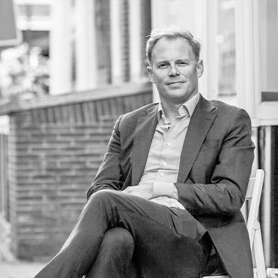Jan-Willem De Jong black and white headshot